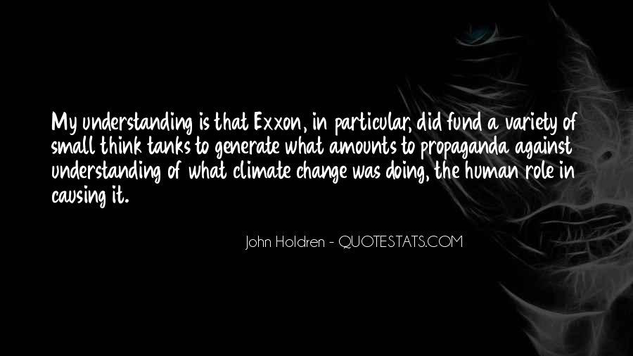 John Holdren Quotes #1057321
