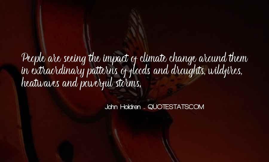 John Holdren Quotes #11645