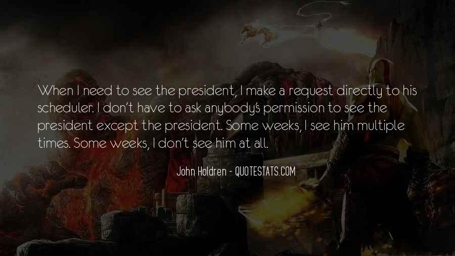 John Holdren Quotes #1329541
