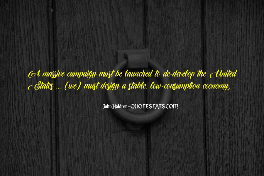 John Holdren Quotes #412066