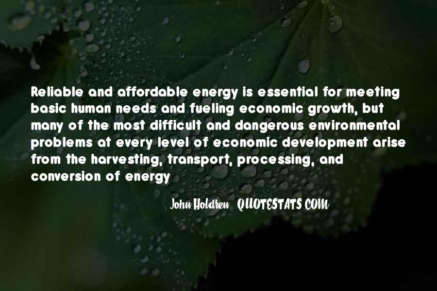 John Holdren Quotes #812285