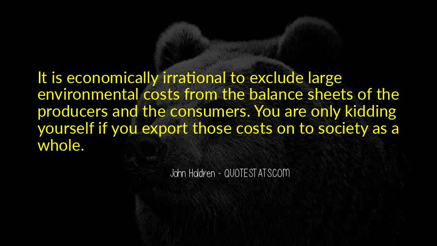 John Holdren Quotes #995914