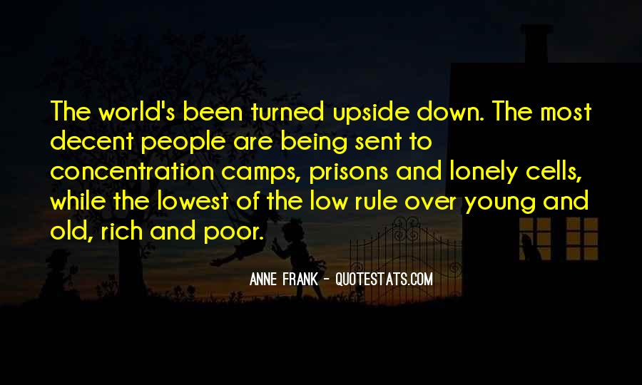 Quotes About Your World Being Turned Upside Down #1156153
