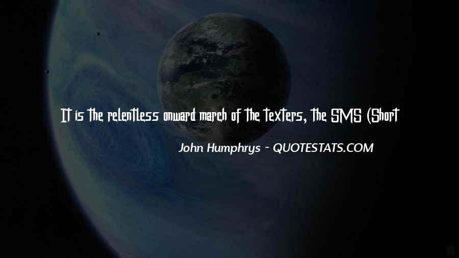 John Humphrys Quotes #1602561