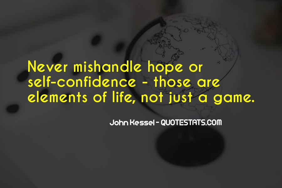 John Kessel Quotes #1047491