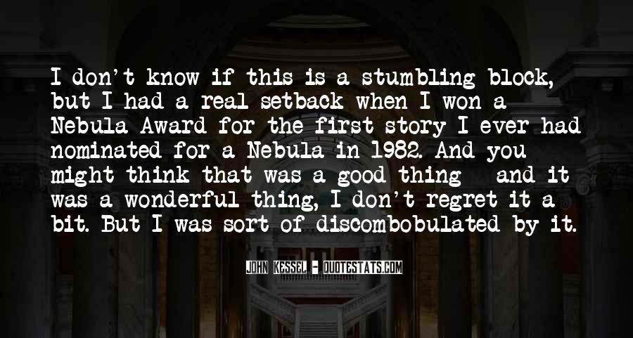 John Kessel Quotes #1088502