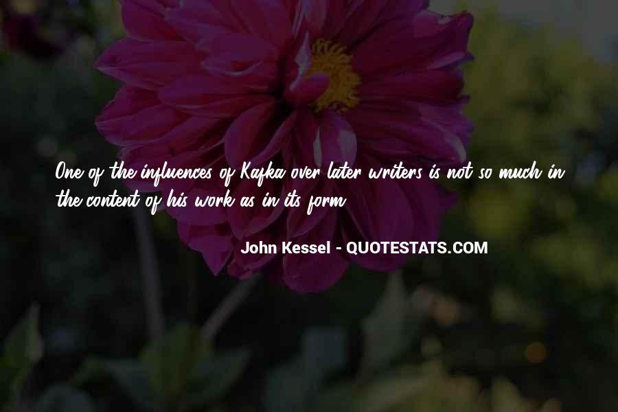John Kessel Quotes #1308848