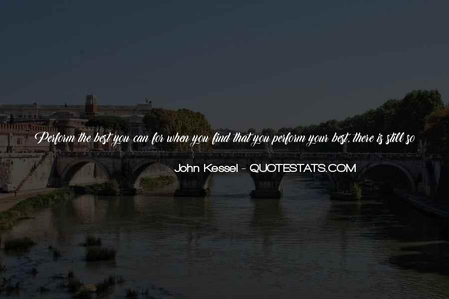 John Kessel Quotes #883954