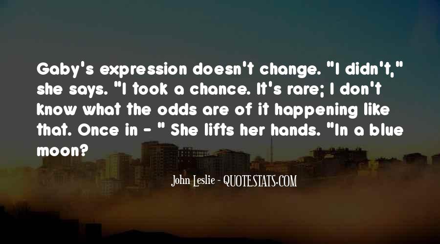 John Leslie Quotes #203647