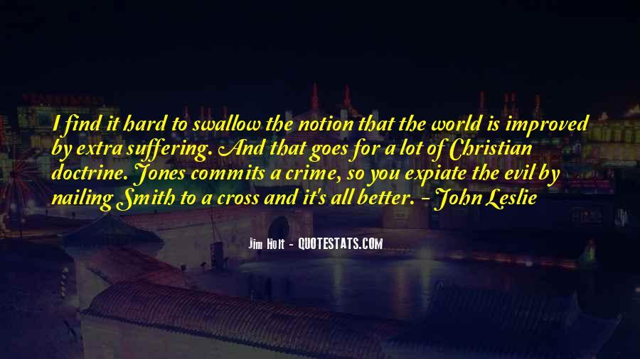 John Leslie Quotes #722058