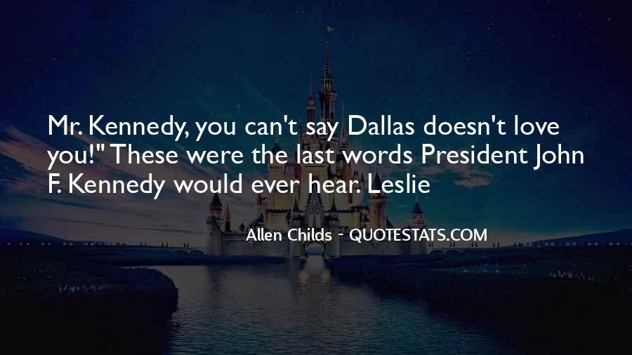 John Leslie Quotes #855717