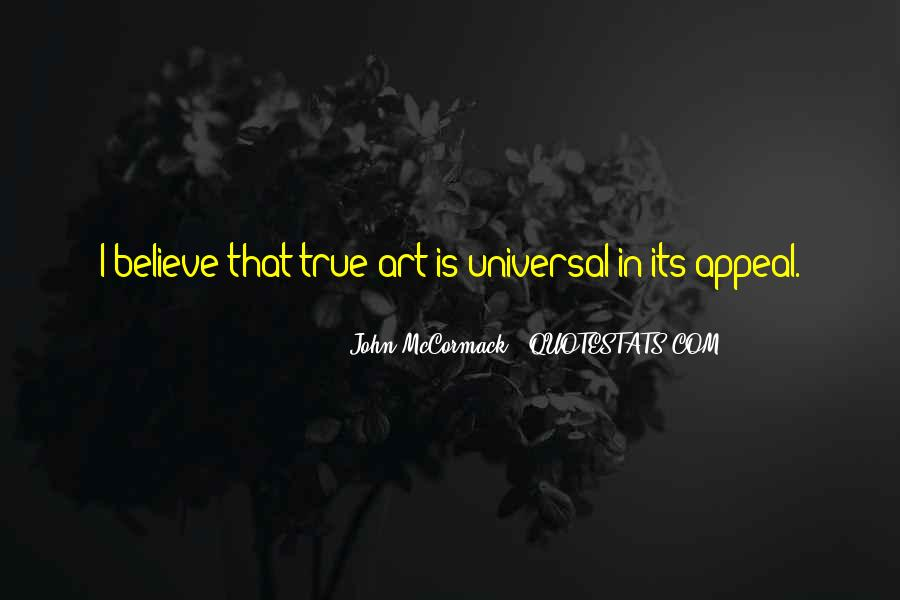 John Mccormack Quotes #262209