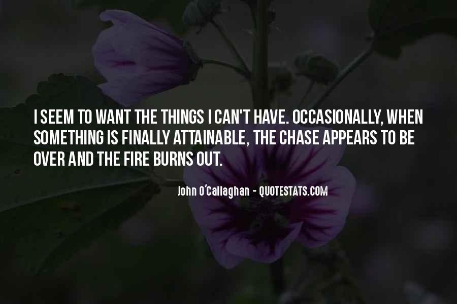 John O Callaghan Quotes #1625482