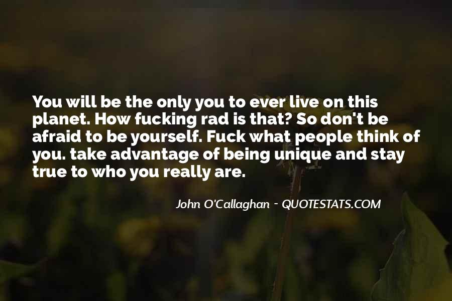 John O Callaghan Quotes #909714