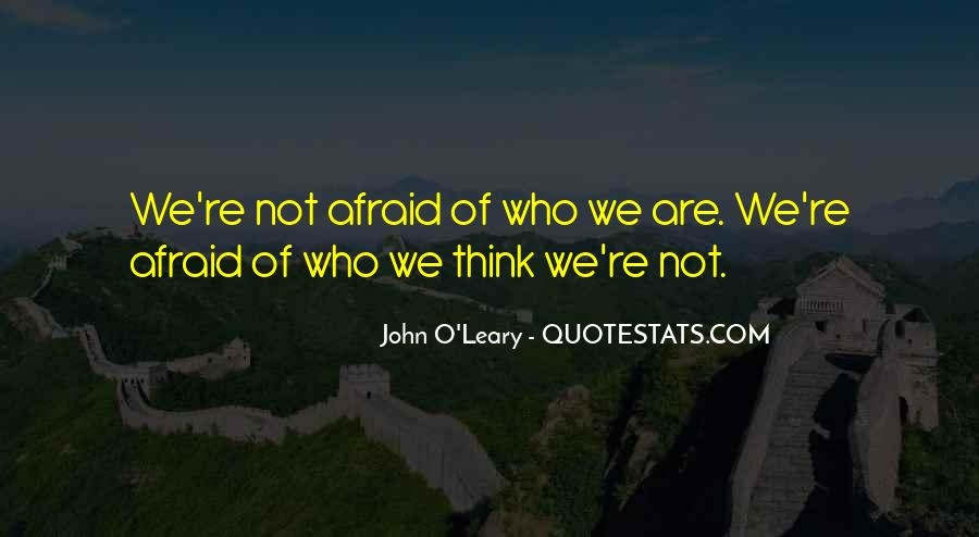 John O'leary Quotes #969130