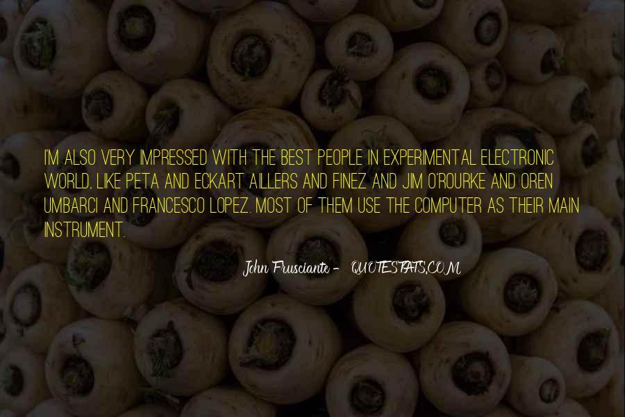 John O'toole Quotes #102600
