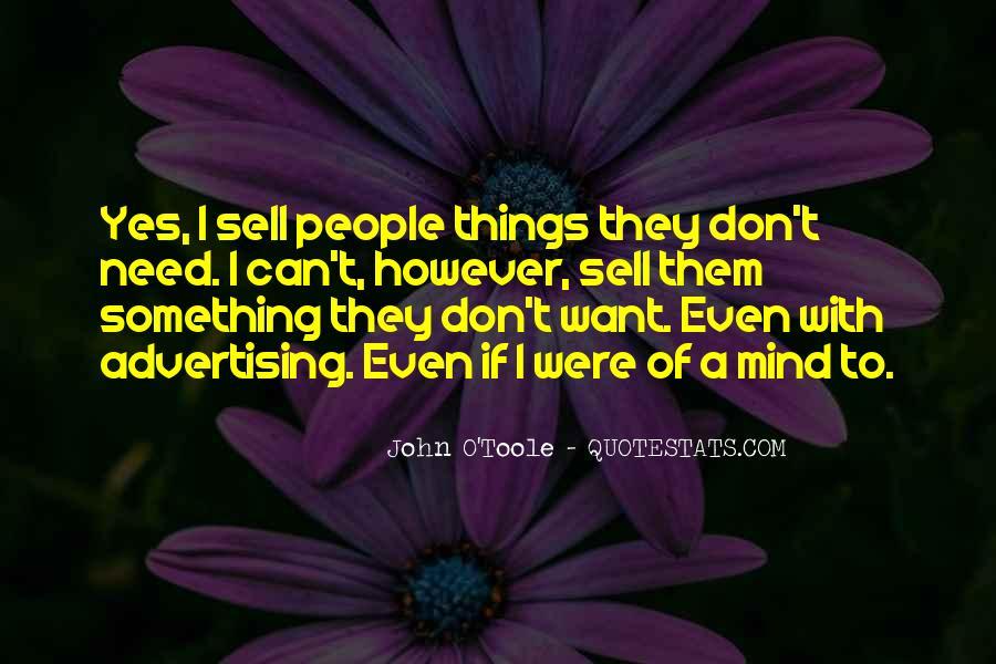 John O'toole Quotes #1032124
