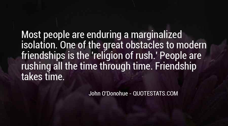 John O'toole Quotes #107461