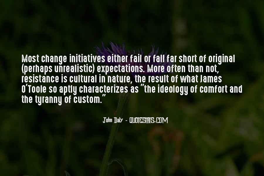 John O'toole Quotes #1139091