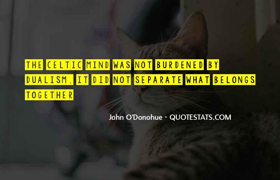 John O'toole Quotes #127056