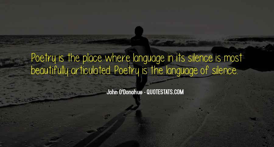 John O'toole Quotes #136632