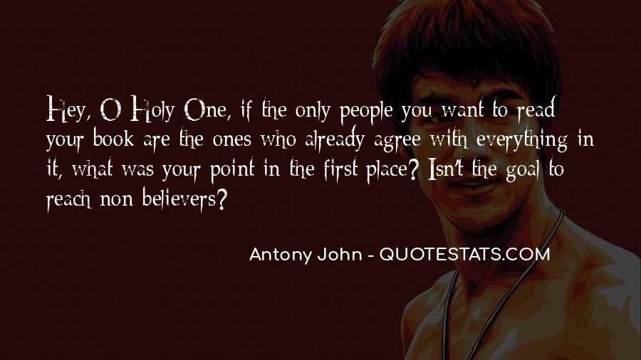 John O'toole Quotes #141867
