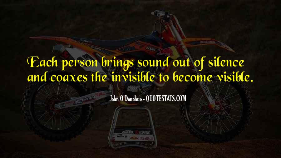 John O'toole Quotes #178798