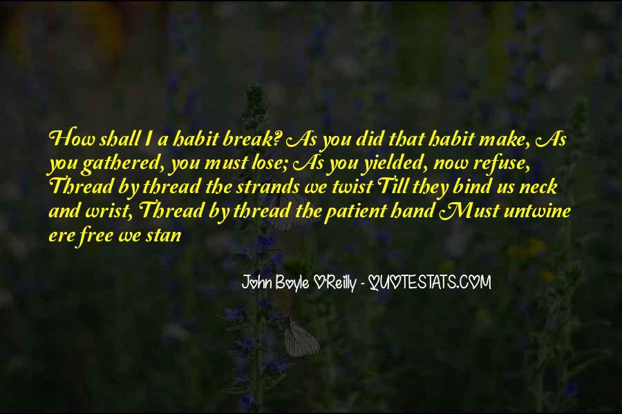 John O'toole Quotes #189016