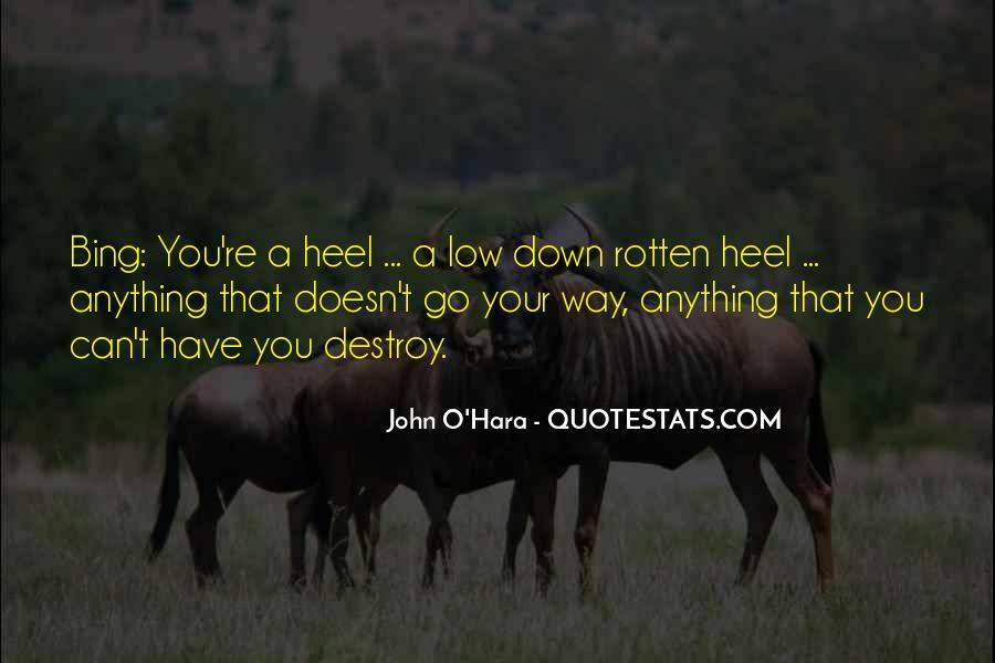 John O'toole Quotes #211540