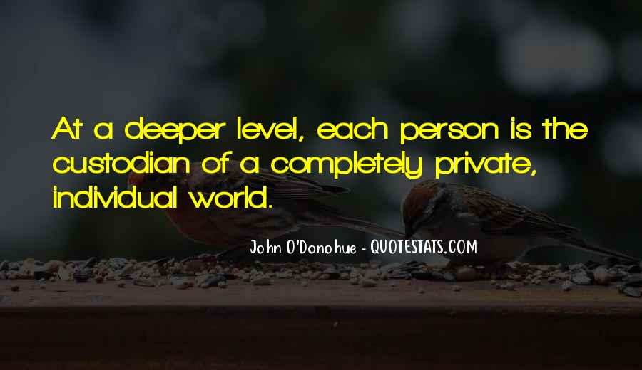John O'toole Quotes #213354