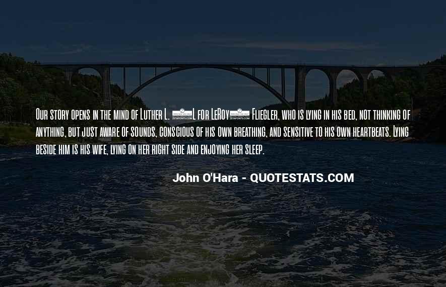 John O'toole Quotes #2251