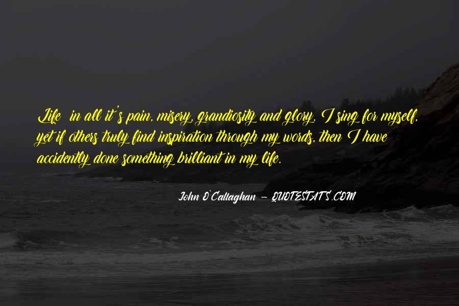 John O'toole Quotes #254970