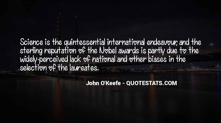 John O'toole Quotes #49577