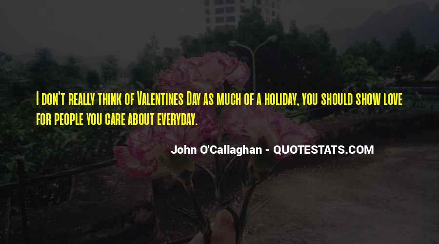 John O'toole Quotes #76194