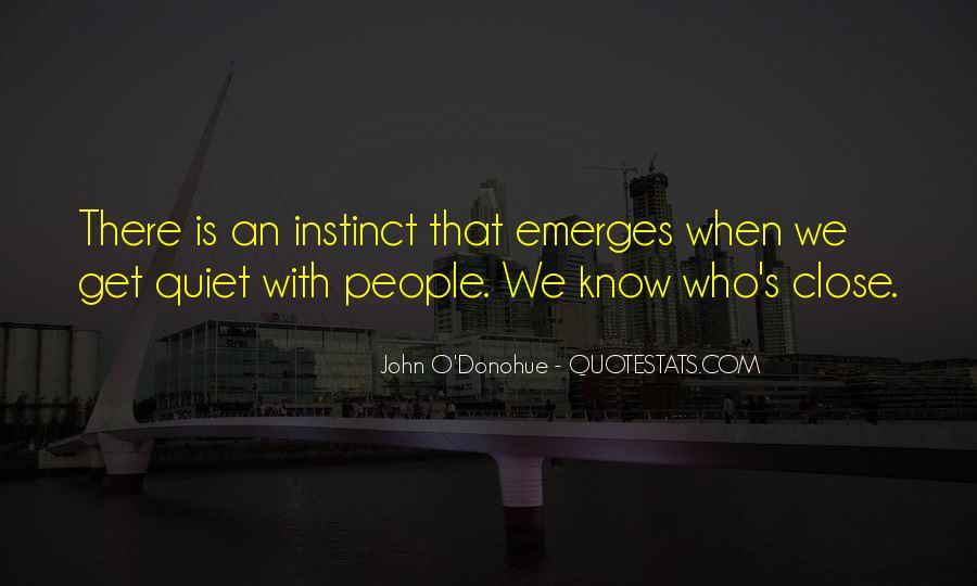 John O'toole Quotes #77524