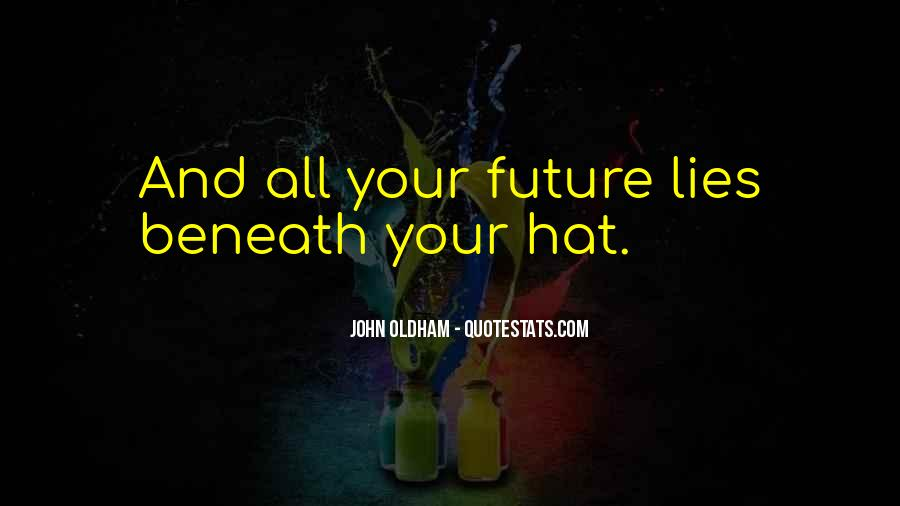 John Oldham Quotes #545715
