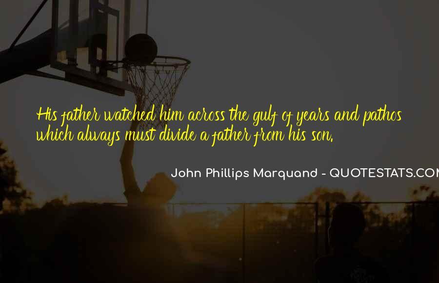 John P Marquand Quotes #115595