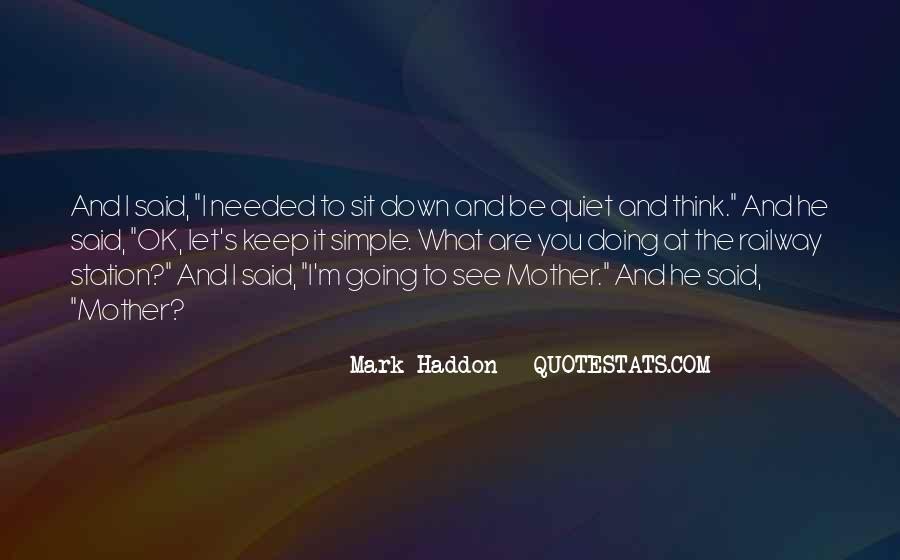 John P Marquand Quotes #217552