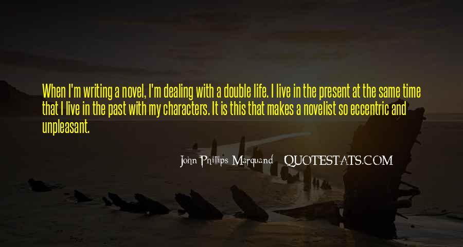 John P Marquand Quotes #445585