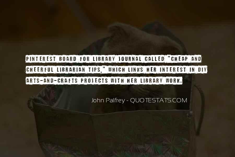 John Palfrey Quotes #893431