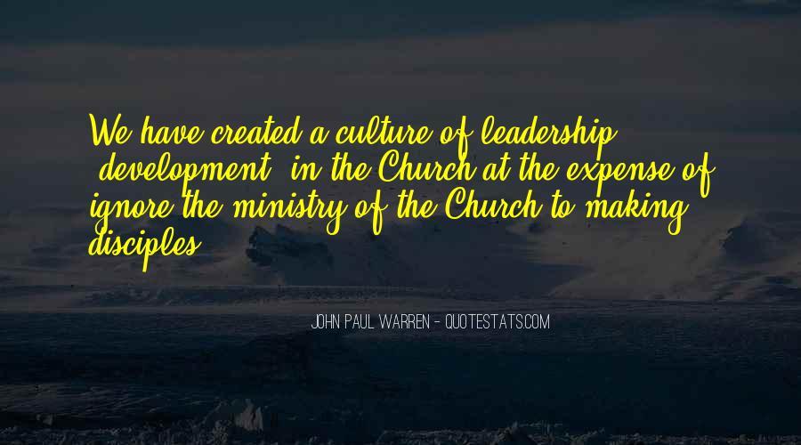 John Paul Warren Quotes #1064368