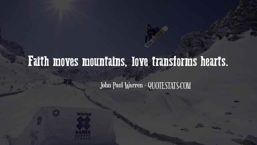 John Paul Warren Quotes #1139283