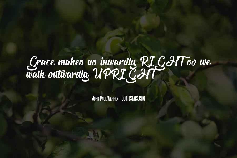 John Paul Warren Quotes #1228399