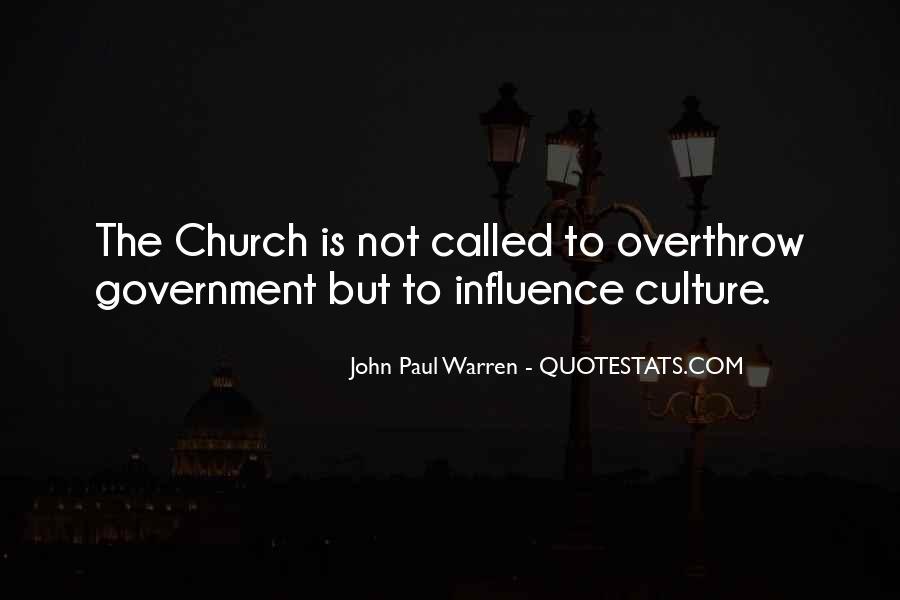 John Paul Warren Quotes #1282727