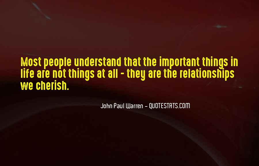 John Paul Warren Quotes #1351096
