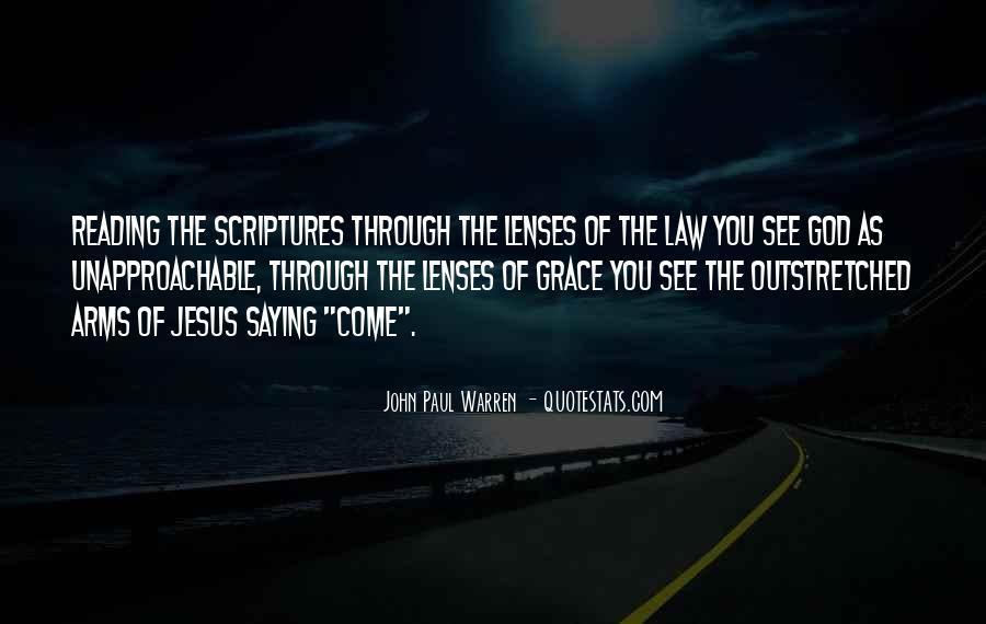 John Paul Warren Quotes #1373083