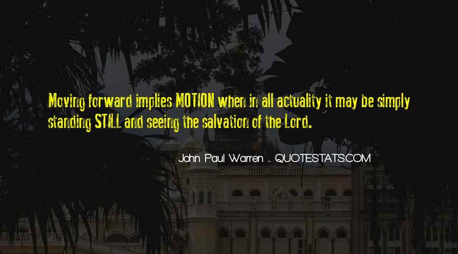 John Paul Warren Quotes #1383606