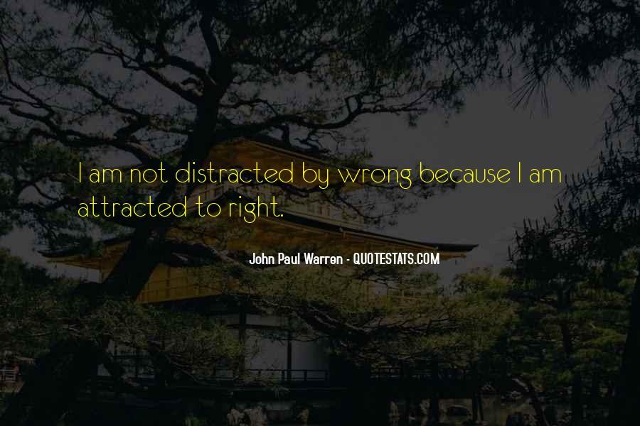 John Paul Warren Quotes #1385982