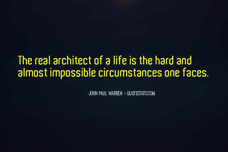 John Paul Warren Quotes #1406928