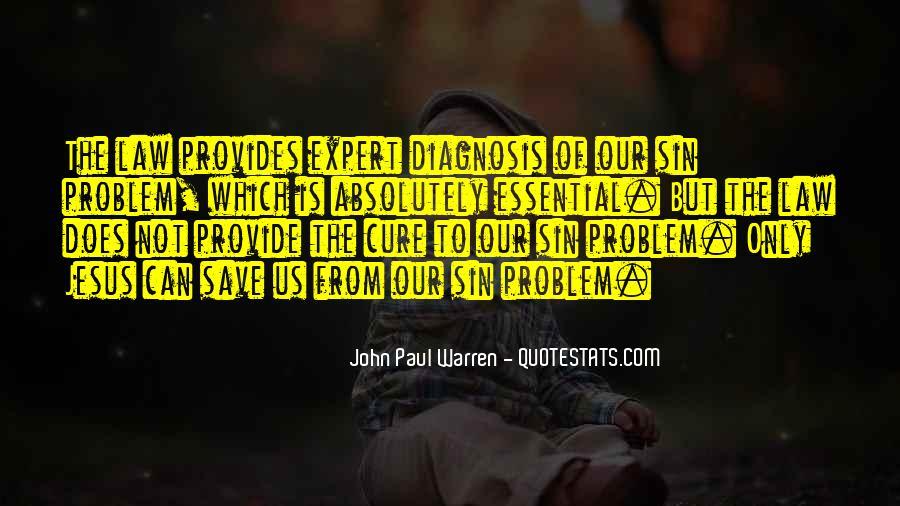 John Paul Warren Quotes #1435962